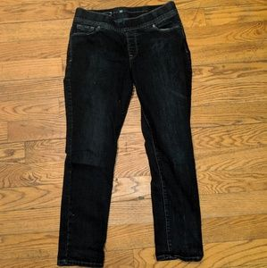 Levi's pull on ankle cotton stretch size 30